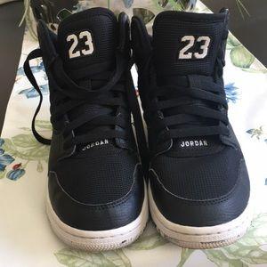 black nike Jordan